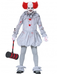 Déguisement clown assassin homme