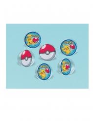 6 Balles rebondissantes Pokémon Core™