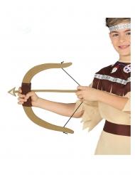 Arc indien avec 3 flèches enfant