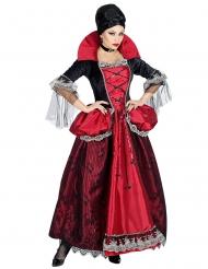 Déguisement vampiresse duchesse femme
