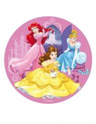 Disque en azyme Princesses Disney™ 20 cm