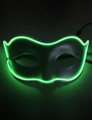 Masque vénitien néon adulte