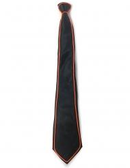 Cravate néon adulte