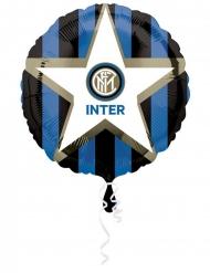 Ballon aluminium rond Inter™ 43 cm