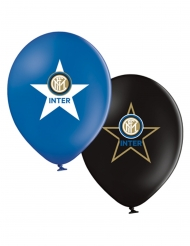 12 Ballons en latex Inter™ 30 cm