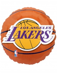 Ballon aluminium Lakers™ 43 cm