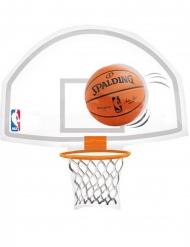 Ballon aluminium forme panier NBA Spalding™ 66 x 66 cm