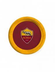 8 Petites assiettes en carton Roma™ 18 cm