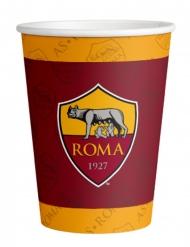 8 Gobelets en carton Roma™ 266 ml