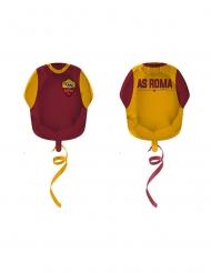 Ballon aluminium maillot de foot Roma™ 60 cm