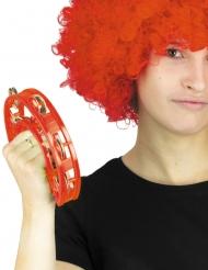 Tambourin rouge 40 cm