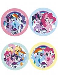 Disque en sucre My Little Pony™ 21 cm aléatoire