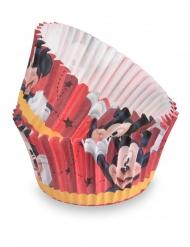 50 Moules à cupcake Mickey™ 7 cm