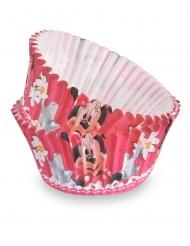 50 Moules à cupcake Minnie™ 7 cm
