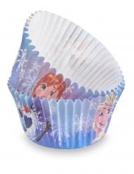 50 Moules à cupcake La Reine des Neiges™ 7 cm