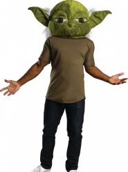 Masque mascotte Yoda™ adulte