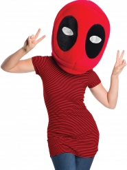Masque mascotte Deadpool™ adulte