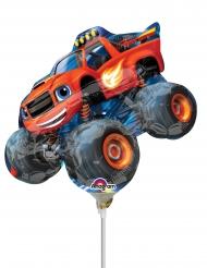 Petit ballon en aluminium voiture Blaze et les Monster Machines™ 25 x 20 cm