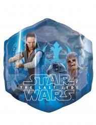 Ballon en aluminium Star Wars Le dernier Jedi™ 55 x 58 cm