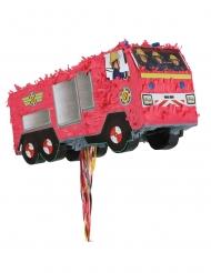 Piñata camion Sam le pompier™ premium 50 x 33 cm