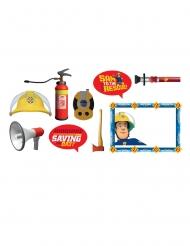 9 accessoires photobooth Sam le Pompier™