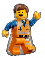 Ballon en aluminium Emmet La Grande Aventure Lego 2™ 60 x 81 cm