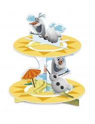 Présentoir en carton à cupcakes Olaf™