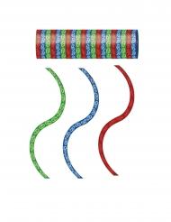 3 rouleaux de serpentins rouge bleu vert Pyjamasques ™