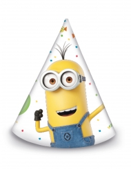 6 Chapeaux de fête Minions ballons party™