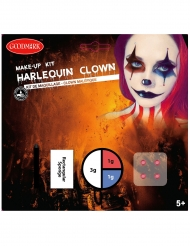 Kit maquillage clown maléfique