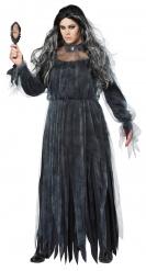 Déguisement Mariée gothique grande taille femme