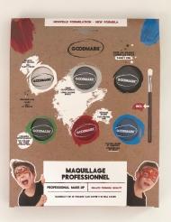 Palette professionnelle maquillage à l