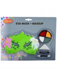 Set masque et maquillage fée enfant