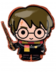 Petit ballon aluminium Harry Potter™ 25 cm