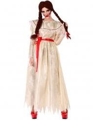 Déguisement poupée vintage maléfique femme