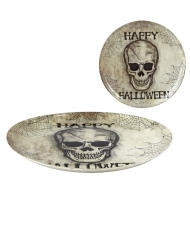Grande assiette Happy Halloween 34 cm
