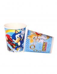 8 Gobelets en carton Sonic™ 220 ml