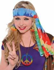Bandeau hippie adulte