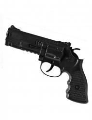Pistolet noir 21 cm