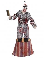Déguisement chapiteau clown terrifiant