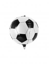 Ballon aluminium ballon de foot 40 cm