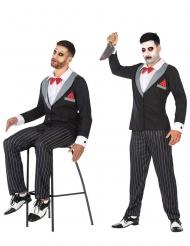 Déguisement marionnette ventriloque homme