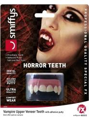 Dentier vampire luxe ultra réaliste adulte