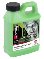 Bouteille de sang vert 236,5 mL