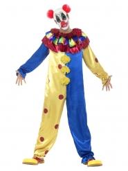 Déguisement luxe clown chair de poule adulte