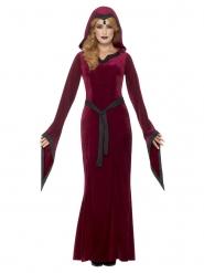 Déguisement medieval vampire femme