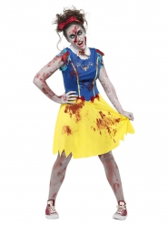 Déguisement conte de fées zombie femme