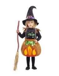 Déguisement petite sorcière marmiton fille