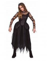 Déguisement demoiselle gothique femme