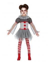 Déguisement clown psychopathe legging fille